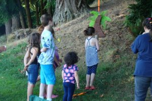 FUN Ideas to Play with Your Child -Outdoor Games