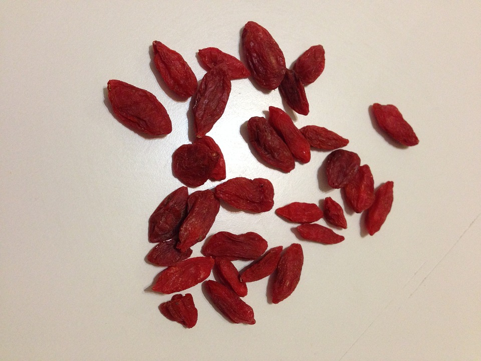 Things You Most Likely Didn't Know About Superfoods-Goji
