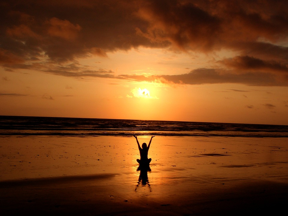 Top Reasons Why Beach Yoga Will Benefit You-Vitamin D from the Sun