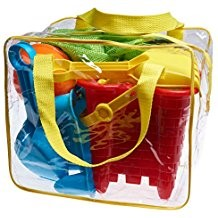 Top Travel Accessories for an Amazing Beach Vacation!-Beach Toy Set