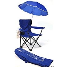 Top Travel Accessories for an Amazing Beach Vacation!-Umbrella Camp Chair