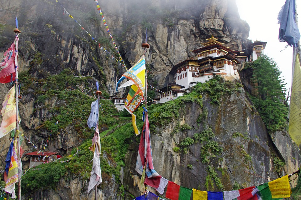 Top 5 Places to Visit in Bhutan