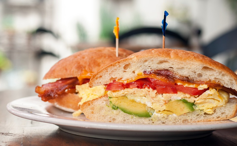 Sausage, Egg, and Cheese Sandwich-1